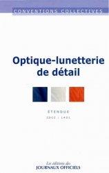 Dernières parutions sur Opticien, Optique-Lunetterie de détail
