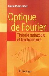 Souvent acheté avec L'acoustique par l'expérimentation, le Optique de Fourier