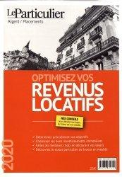 Dernières parutions sur Logement guides pratiques, Optimisez vos revenus locatifs. Edition 2020