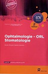 Souvent acheté avec Gynécologie et obstétrique, le Ophtalmologie - ORL - Stomatologie
