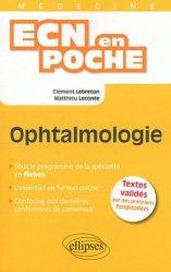 Souvent acheté avec Diabétologie - Endocrinologie, le Ophtalmologie