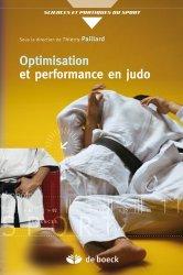 Dernières parutions dans Sciences et Pratiques du Sport, Optimisation de la performance sportive en judo