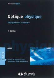 Dernières parutions dans LMD, Optique physique