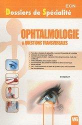 Dernières parutions dans Dossiers de Spécialité, Ophtalmologie & questions transversales
