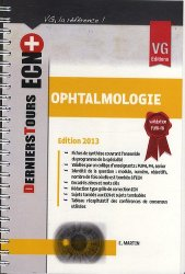 Souvent acheté avec Carnet des Majors, le Ophtalmologie