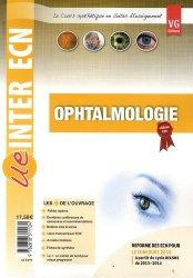 Souvent acheté avec Gériatrie, le Ophtalmologie