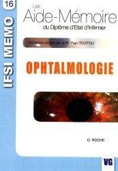 Souvent acheté avec Soins infirmiers, le Ophtalmologie