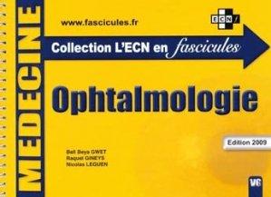 Souvent acheté avec Réanimation et Médecine d'urgence, le Ophtalmologie