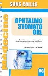 Dernières parutions dans Sous colles, Ophtalmo Stomato ORL