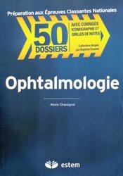 Souvent acheté avec Gériatrie - Rééducation fonctionnelle, le Ophtalmologie