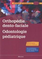 Souvent acheté avec Chirurgie orale, le Orthopédie dento-faciale