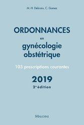 Souvent acheté avec Ordonnances 2020, le Ordonnances en gynécologie obstétrique