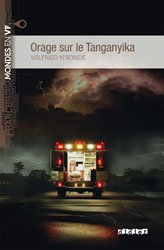Dernières parutions dans Mondes en VF, Orage sur le Tanganyika - Livre + mp3