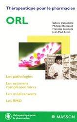 Dernières parutions dans Thérapeutique pour le pharmacien, ORL