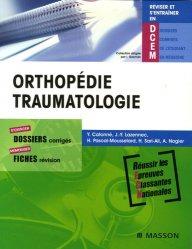 Dernières parutions dans Réviser et s'entraîner en DCEM, Orthopédie - Traumatologie