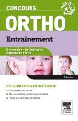 Dernières parutions dans Entraînement Concours, Ortho