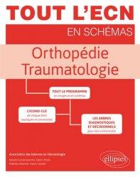 Dernières parutions dans Tout l'ECN en schémas, Orthopédie - Traumatologie