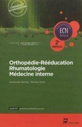 Souvent acheté avec Neurologie - Gériatrie, le Orthopédie-Rééducation - Rhumatologie - Médecine interne