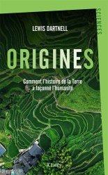 Dernières parutions sur Géologie, Origines