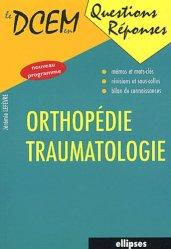 Souvent acheté avec Radio pocket, le Orthopédie traumatologie