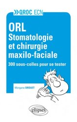 Souvent acheté avec Pneumologie, le ORL - Stomatologie et Chirurgie maxilo-faciale
