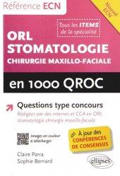Dernières parutions dans Référence ECN, ORL stomatologie et chirurgie maxilo-faciale en 1000 QROC