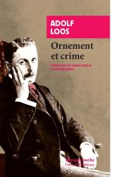 Dernières parutions dans Rivages Poche. Petite Bibliothèque, Ornement et crime et autres textes