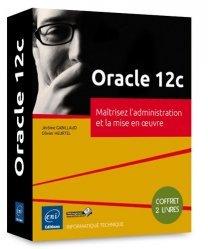 Dernières parutions dans Coffret Ressources, Oracle 12c