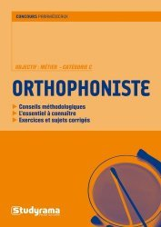 Souvent acheté avec Concours orthophoniste. Annales corrigées, 4e édition, le Orthophoniste