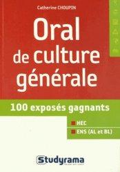 Dernières parutions dans Principes, Oral de culture générale