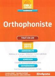 Dernières parutions sur Concours d'entrée orthophoniste, Orthophoniste