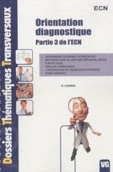 Souvent acheté avec Méthodologie aux ECN, le Orientation diagnostique