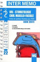 Souvent acheté avec Hépato-gastro-entérologie - Chirurgie digestive, le ORL Stomatologie Chirurgie Maxillo-faciale