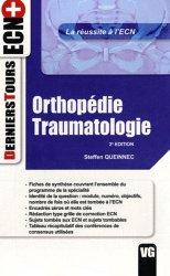 Souvent acheté avec Physiologie humaine, le Orthopédie traumatologie