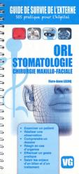 Dernières parutions dans Guide de survie de l'externe, ORL - Stomatologie - Chirurgie maxillo-faciale