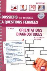 Souvent acheté avec Conférences de consensus et recommandations 2007-2008, le Orientations - Diagnostiques  Tome 1 https://fr.calameo.com/read/004967773b9b649212fd0