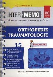 Souvent acheté avec Sémiologie, le Orthopédie - Traumatologie https://fr.calameo.com/read/000015856c4be971dc1b8