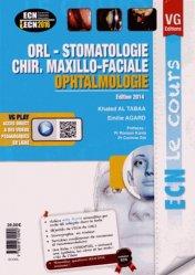 Dernières parutions sur Cours ECN / iECN, ORL - Stomatologie Chir.maxillo-faciale Ophtalmologie