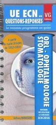 Dernières parutions dans UE ECN en questions-réponses, ORL Ophtalmologie Stomatologie