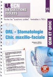 Souvent acheté avec Anesthésie Réanimation, le ORL Stomatologie