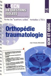 Dernières parutions dans UECN en questions isolées, Orthopédie Traumatologie