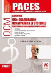 Dernières parutions dans QCM PACES, Organisation des appareils et systèmes UE5