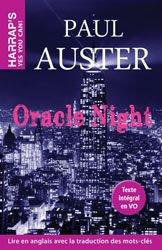 Souvent acheté avec The Nickel Boys : Winner of the Pulitzer Prize for Fiction 2020, le Oracle Night