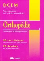 Souvent acheté avec Pathologie hémorroïdaire, le Orthopédie