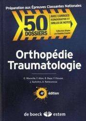 Souvent acheté avec Pédiatrie, le Orthopédie Traumatologie