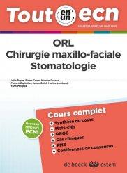 Dernières parutions dans Tout en un ECN, ORL Chirurgie maxillo-faciale Stomatologie