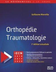 Dernières parutions dans , Orthopédie Traumatologie livre médecine 2020, livres médicaux 2021, livres médicaux 2020, livre de médecine 2021