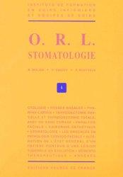 Dernières parutions sur Ophtalmologie - ORL - Stomatologie, ORL Stomatologie