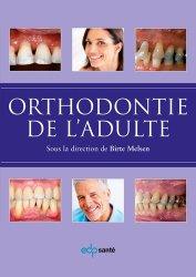 Dernières parutions sur Odontologie, Orthodontie de l'adulte
