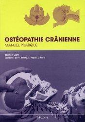 Souvent acheté avec Traitement ostéopathique des lombalgies et lombosciatiques par hernie discale, le Ostéopathie Crânienne